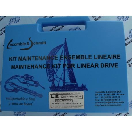 MAINTENANCE  KIT FOR LIN 32/40ST 16 - 12 V