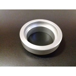 SUPPORT ALU POUR JOINT ETANCHEITE DE TUBE