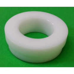 PLASTIC FINITION RING FOR TUBE Ø 100x2 - Ø 80 inner