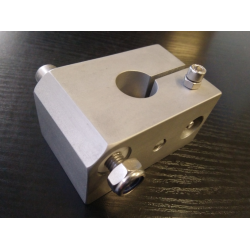 TILLER HEAD FITTING Ø 50X62x95 AL.39mm