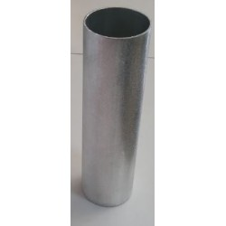 ALUMINIUM RUDDER TUBE Ø 130X3 lg 0 ⩽ 300mm
