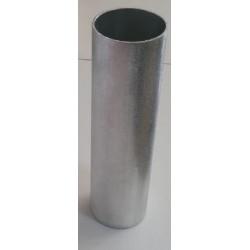 TUBE JAUMIERE ALU Ø 130x3 lg 0 ⩽ 300mm