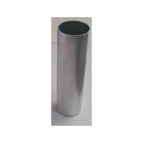 ALUMINIUM RUDDER TUBE Ø 100X2 lg 500 ⩽ 1500mm