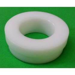HEMIPSHICAL FINITION RING FOR TUBE Ø 80x2 - Ø 40 inner